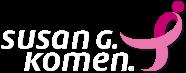 susan g logo